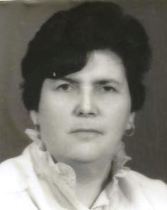 MARIA FILOMENA DE SOUSA
